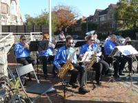 Drukke week New Rhythm and Brass